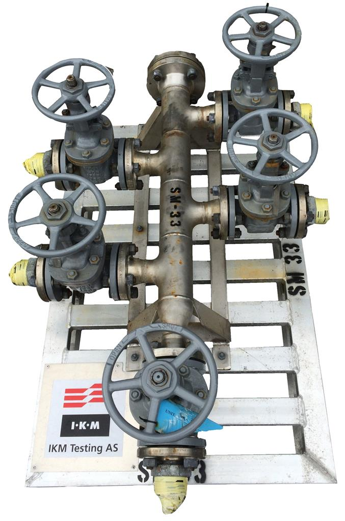 Steam Manifold