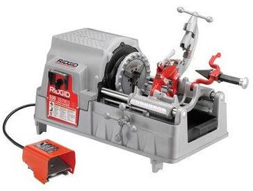 Model 535 opprettholder robustheten til bransjens arbeidshest mens den legger til funksjonene som gjør gjengedriften mer produktiv. Et stort flisbrett og oljereservoar gjør 535 ideell for lengre uavbrutt gjenging. 535 er designet rundt maksimal oppetid med oppgraderingene som betyr mest for rørarbeideren. Brukere drar også fordel av delefellesskapet mellom 535, 535A Automatic og annet RIDGID®-utstyr.