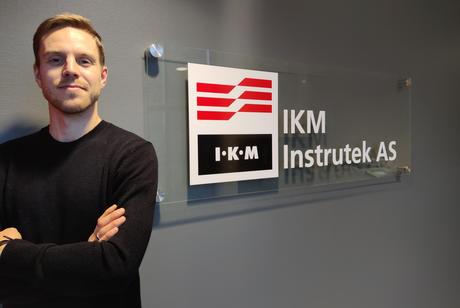 Ny Salgsingeniør innen elektro og EKOM hos IKM Instrutek AS