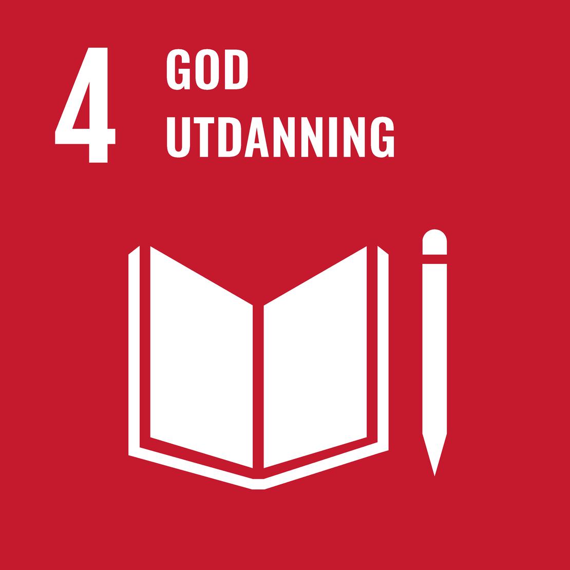 FNs bærekrafsmål 4