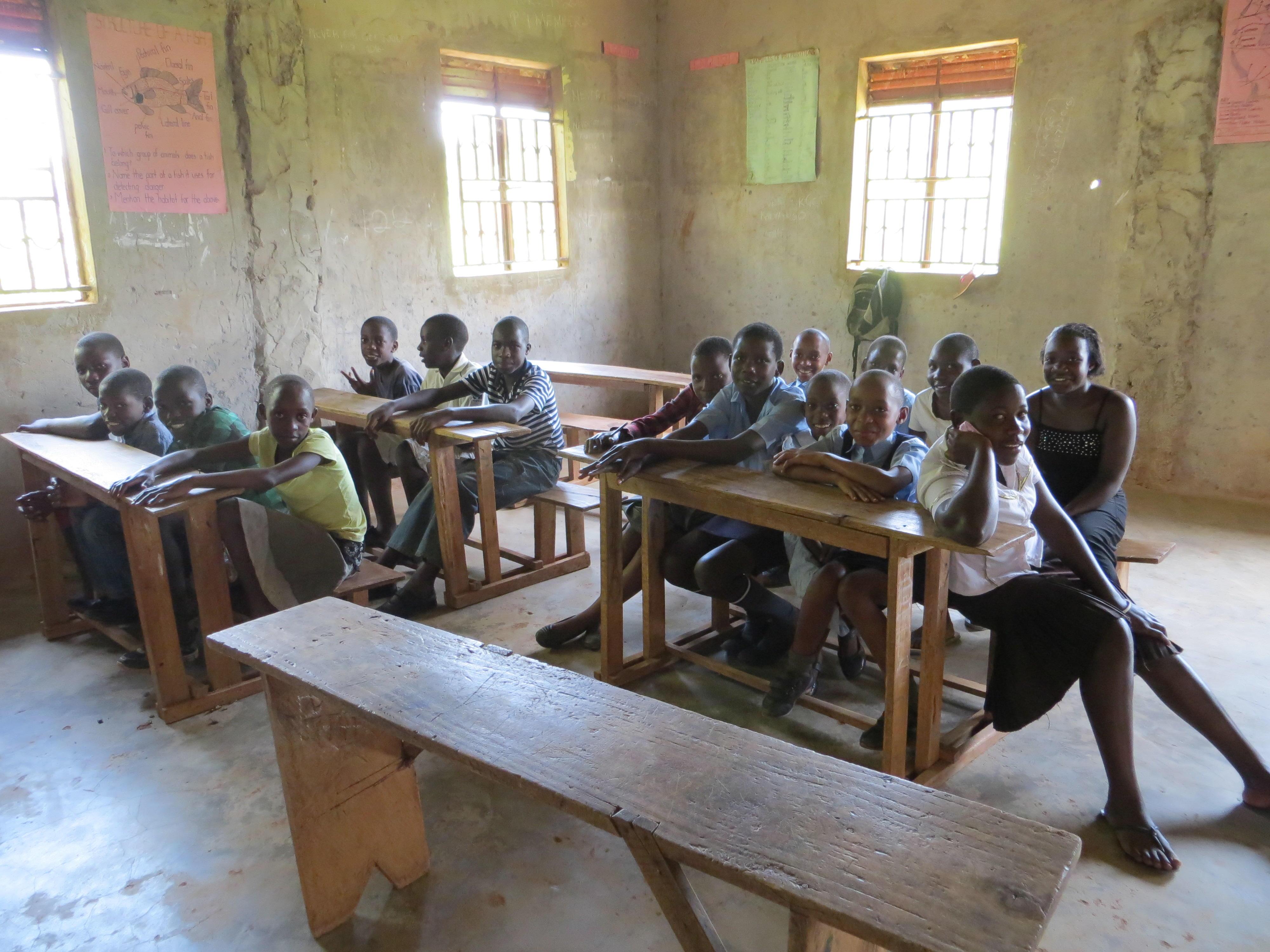 Neda Uganda_Christilna Kyllingstad school