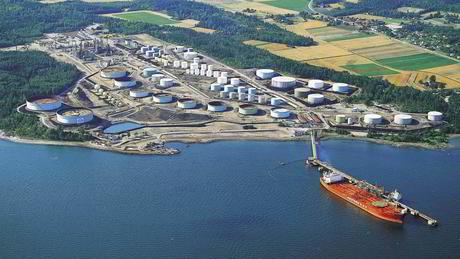 IKM Inspetion_Årets kontraktør_Slagen-raffineriet utenfor Tønsberg