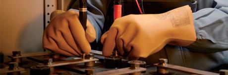 Leie av batteritester eller utstyr for å sjekke jordfeil og lekkasjestrøm