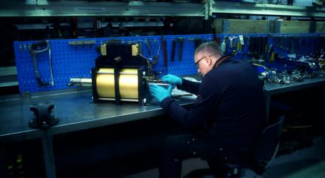 Service & Reparasjon av Pumper