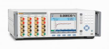 Instrument for temperatur kalibrering
