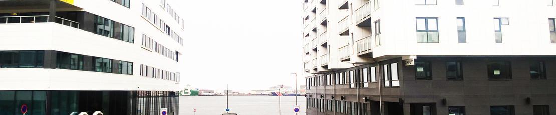 IKM Elektro_Strandparken Nord, Hammerfest