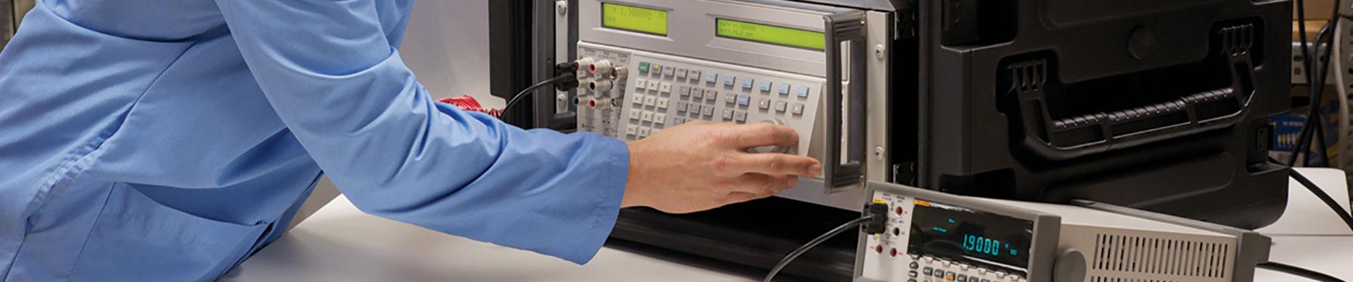Kalibreringsutstyr