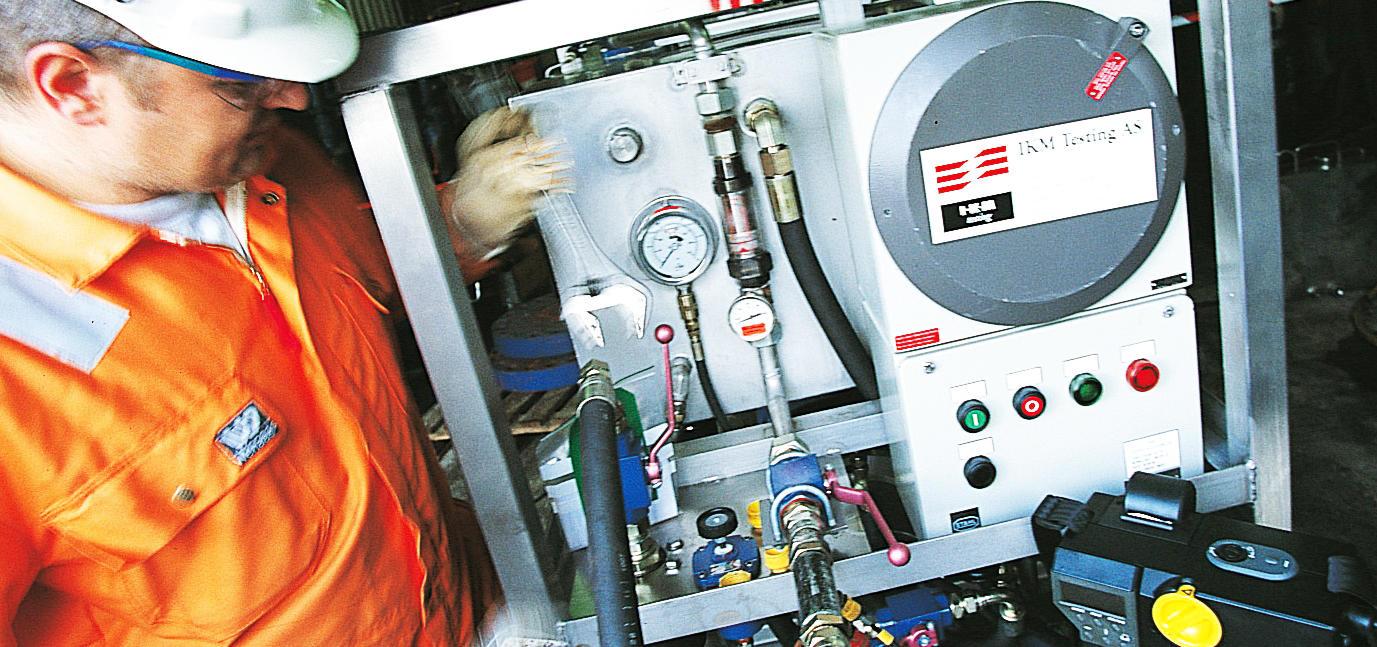Sertifisering av akkumulatorer