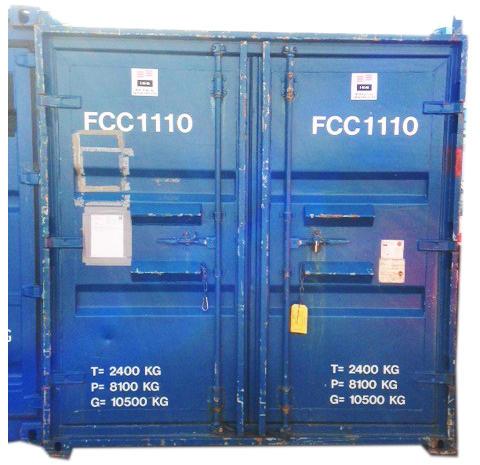 Verktøy container