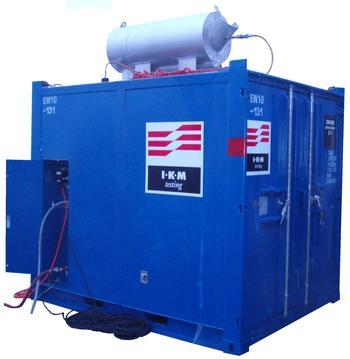 Dampgeneratorer