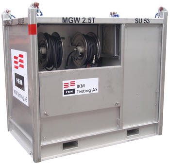 Varmtvannsvaskere/ Høytrykkspylere