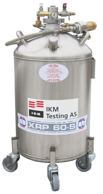Isplugging tanker