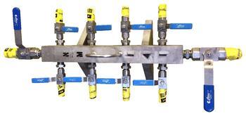 Nitrogen Manifolder