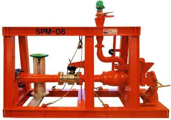 Subsea ejektor /pumpe