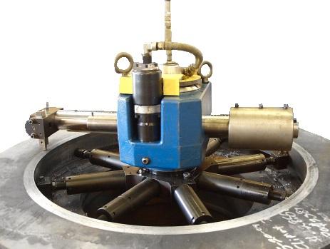 Flensemaskinering